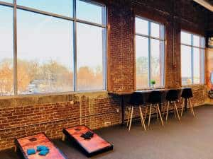 charlotte shared office space