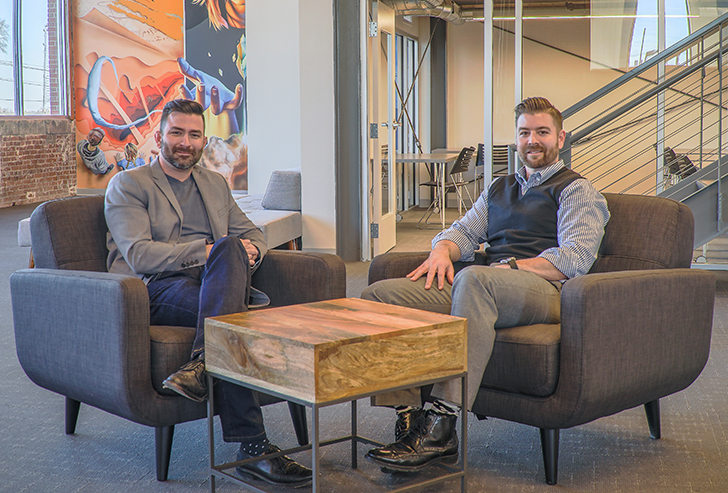 Tech CEO and Non-Profit Executive Launching Charlotte's First Upscale Co-Working Space
